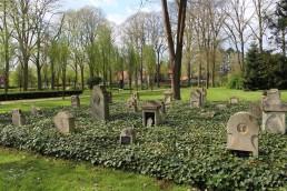 Die Gedenkstätte Alter Friedhof