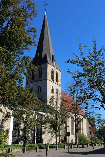 Kirchenführung St. Ambrosius