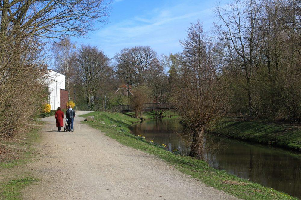 Ostbevern Touristik e.V. - Beveraue_Spaziergang2