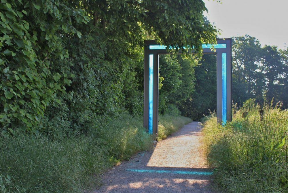 Ostbevern Touristik e.V. - Das blaue Tor