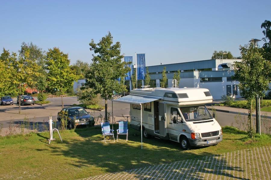 Ostbevern Touristik e.V. - Wohnmobilstellplatz