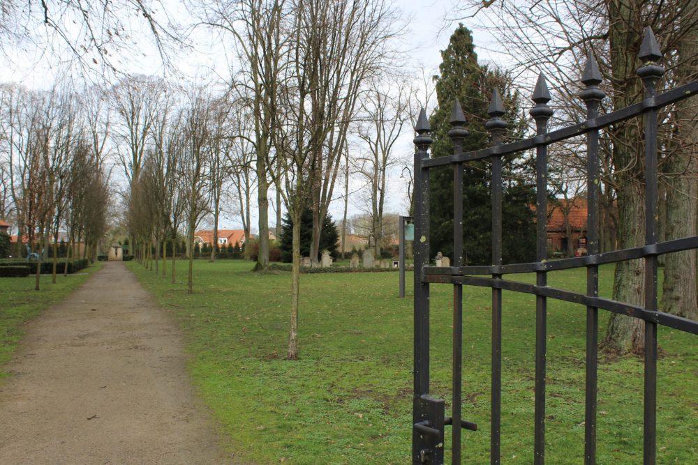 Ostbevern Touristik e.V. - Alter Friedhof_Eingang