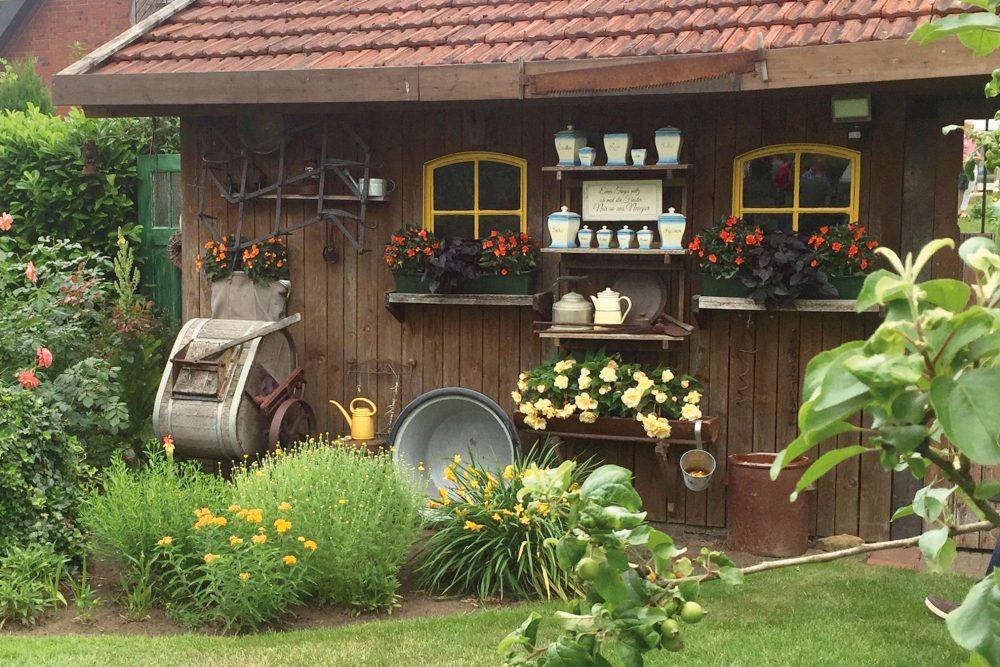 Ostbevern Touristik e.V. - Gartenhaus