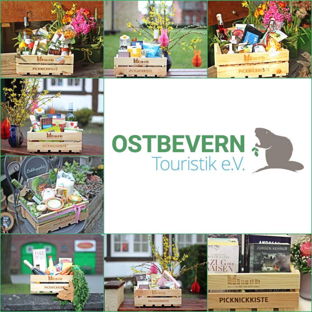 Ostbevern Touristik e.V. - collage-ostern-picknick
